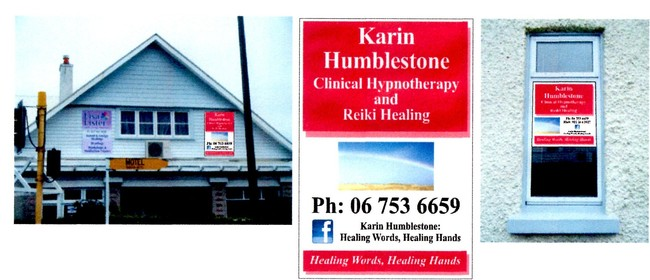Karin Humblestone Hypnotherapy and Healing Open Day: POSTPONED