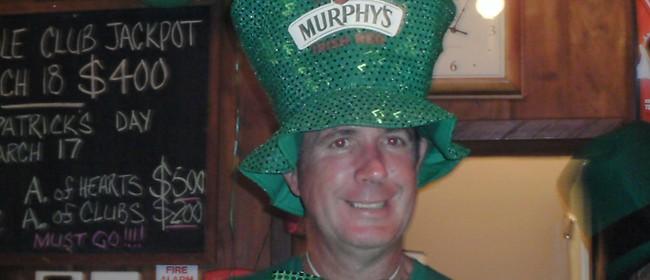 St Patrick's Day Hooley
