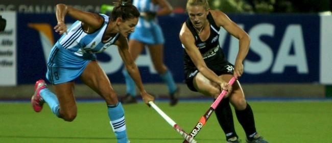 Black Sticks Women v Argentina Series - Match 1 & 3