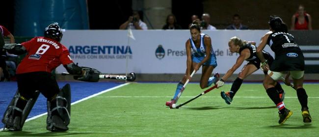 Black Sticks Women v Argentina Series - Match 2 & 4