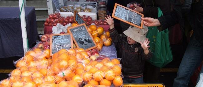 Parnell Farmers' Market