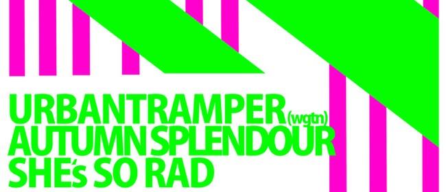 Urbantramper, Autumn Splendour & She's So Rad