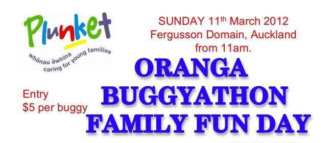 Oranga Buggyathon and Family Fun Day