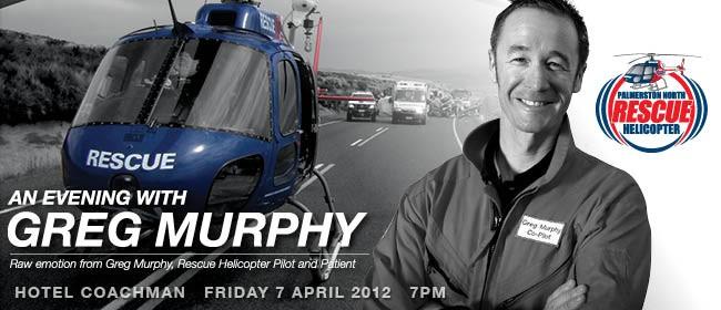 An Evening With Greg Murphy