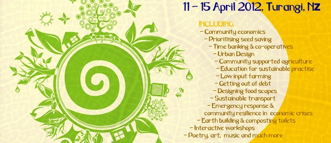 Resilience by Design - Australasian Permaculture Convergence