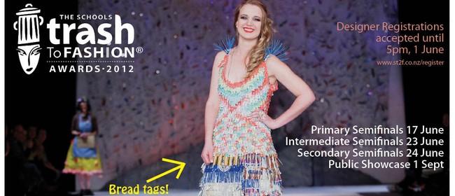 Schools Trash to Fashion Secondary Semi-finals
