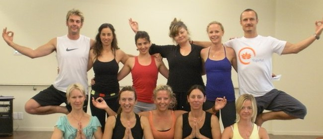 Stretch at Lunch - Yoga and Pilates Classes