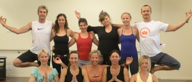 The Weekender - Yoga and Pilates Classes