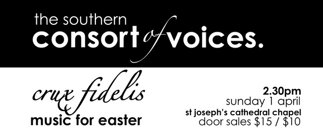 Crux Fidelis: Music for Easter