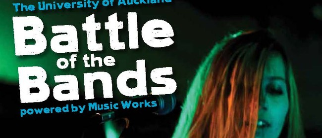 Auckland Uni Battle of the Bands
