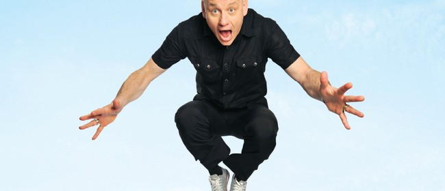 Terry Alderton's back