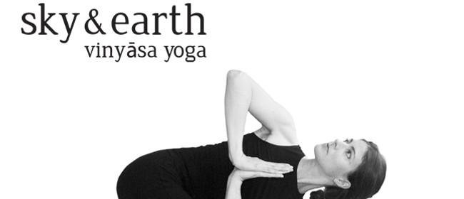 Sky & Earth - Vinyasa Yoga