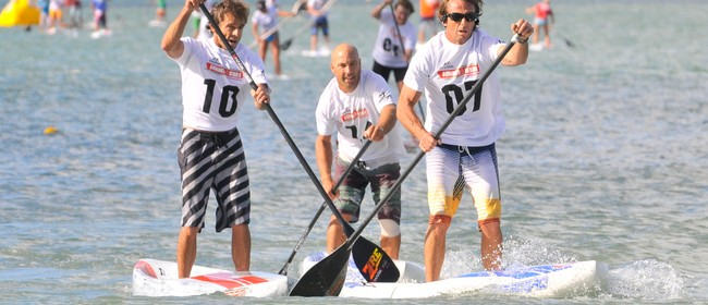 NZ Stand Up Paddle Festival