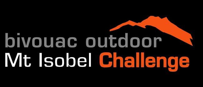 Bivouac Outdoors Mt Isobel Challenge