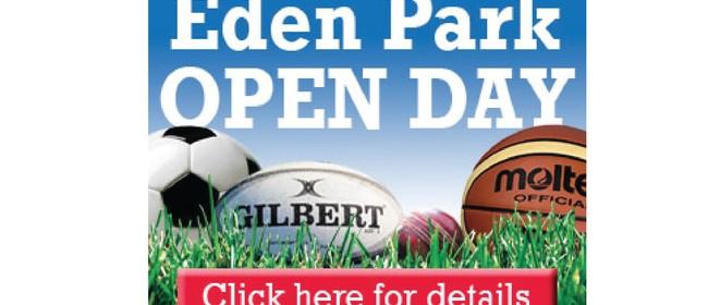 Eden Park Open Day