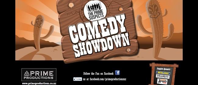 The Prime Suspects - Comedy Showdown