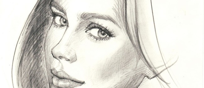 Basic Portraiture Course: Life Drawing Detail