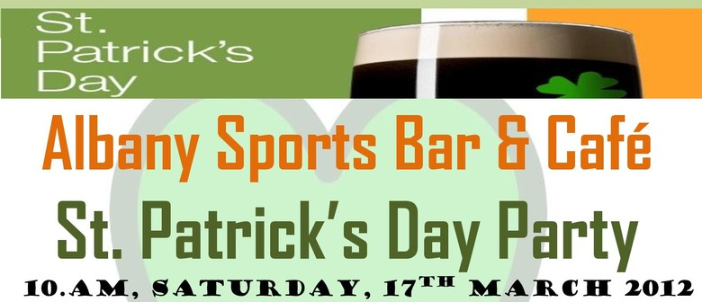 St. Patrick Day Celebration