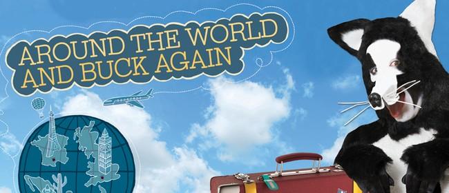 Around the World and Buck Again