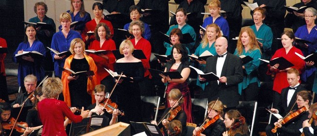 Bach Musica NZ's St Matthew Passion