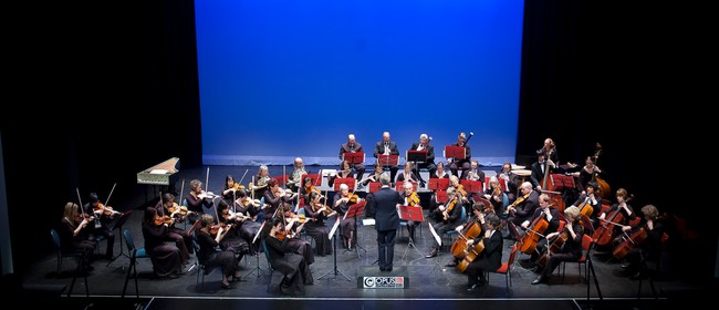 Opus Orchestra presents Landscapes