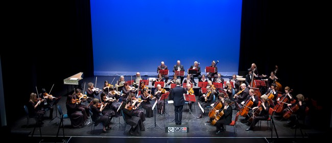 Opus Orchestra presents Anniversary