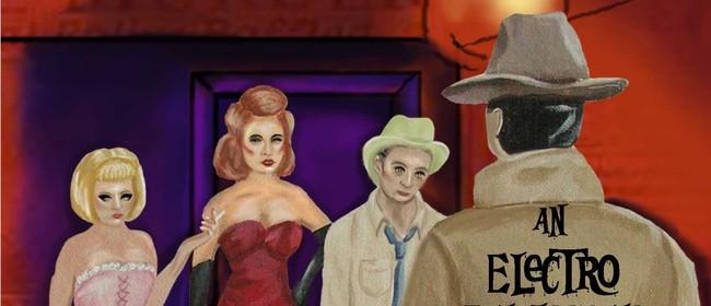 Electric Salon - A Murder Mystery