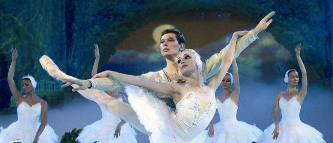 The Imperial Russian Ballet presents Swan Lake: SOLD OUT
