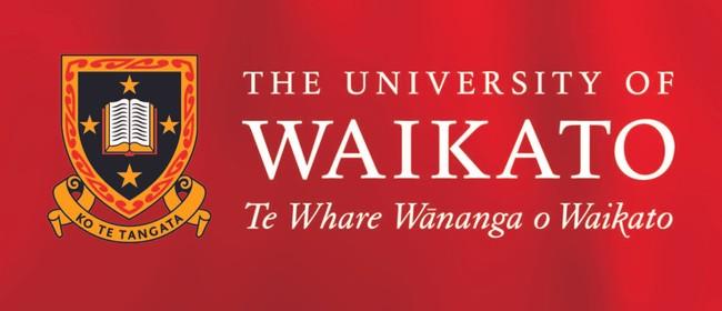 University of Waikato Inaugural Professorial Lecture Series