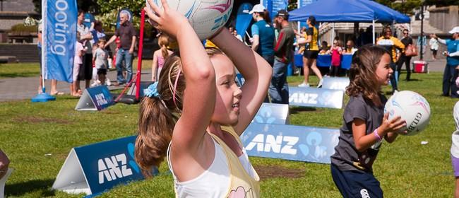 The ANZ Netball Roadshow