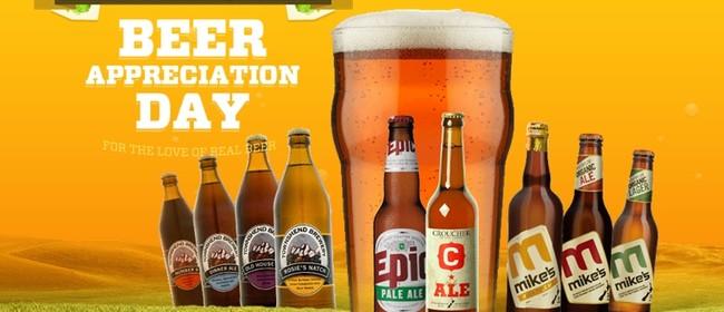Hawke's Bay Beer Appreciation Day