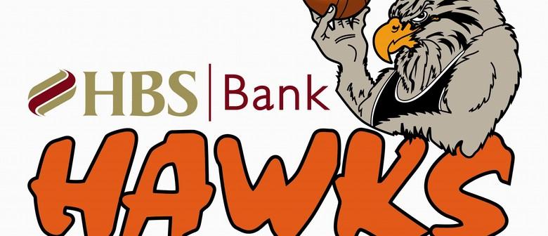 HBS Bank Hawks vs Otago Nuggets