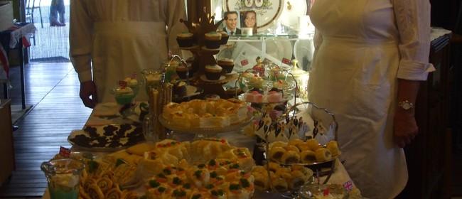 Queen's Diamond Jubilee Royal Afternoon Teas
