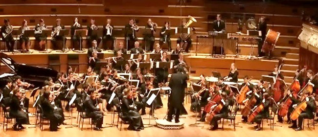 Auckland Youth Symphony Orchestra