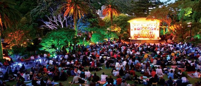 ASB Gardens Magic Concert Series