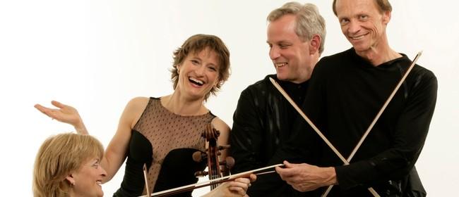 Christopher's Classics: New Zealand String Quartet
