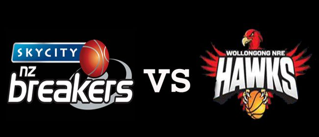 SKYCITY NZ Breakers vs Wollongong Hawks