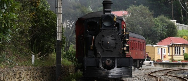 Easter Weekend Steam Train Rides