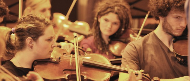 NZSM Orchestra: The Emperor