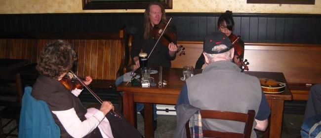 Traditional Irish Music Jam Sessions