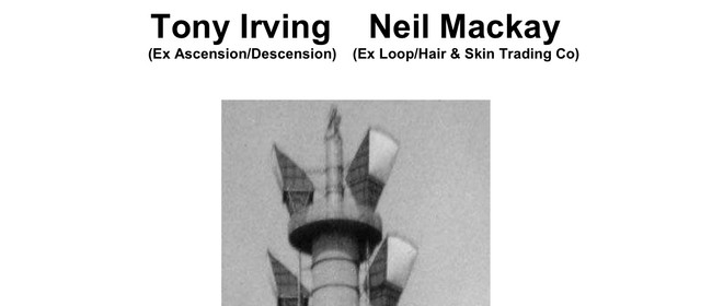 Tony Irving & Neil Mackay Duo (UK) with Special Guests