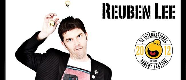 Reuben Lee - Soul Doubt? - NZ International Comedy Festival