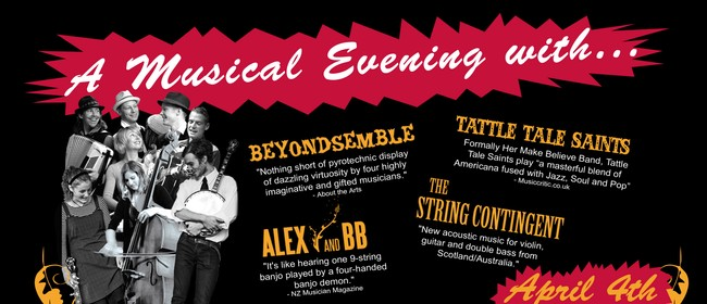 A Musical Evening With