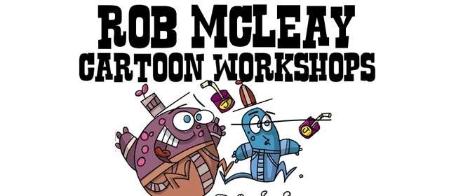 After School Cartoon Workshops