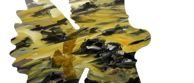 Janet de Wagt: Painting the Land