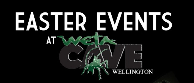 The Weta Cave Easter Programme
