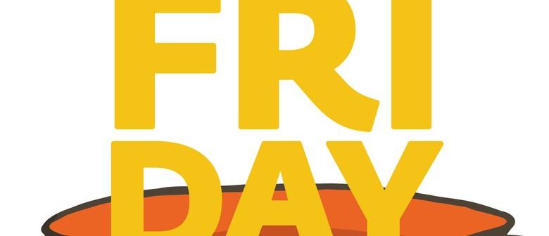 Stir Fri Day w/ Kev Fresh Easter Friday