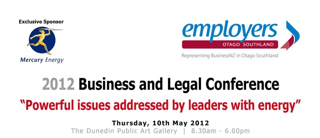 Employers' 2012 Business & Legal Conference