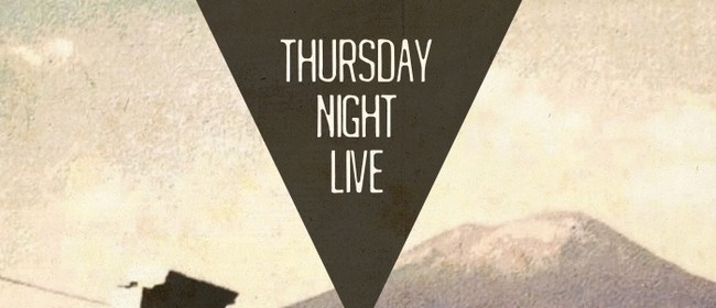 Thursday Night Live - Sons of Melody & Pikachunes