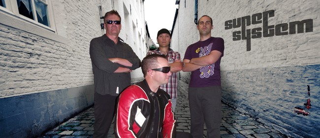 Super System - U2 and Green Day Tribute Show
